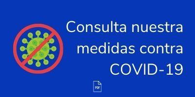 Medidas frente COVID-19